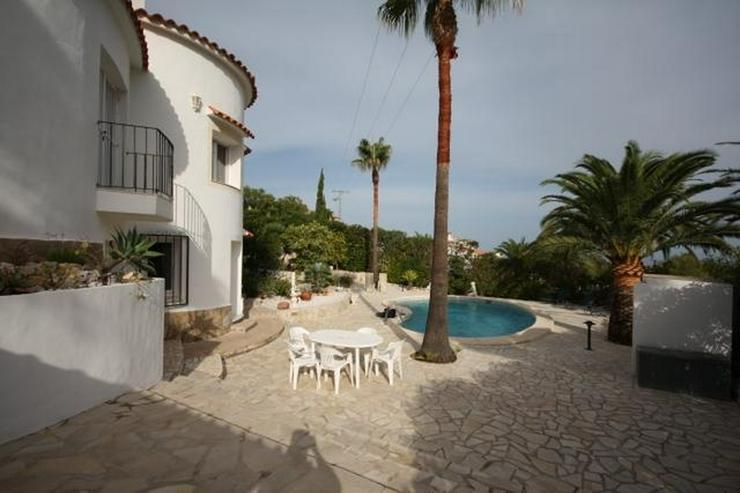Bild 3: Sehr schöne Villa in Denia mit Meerblick