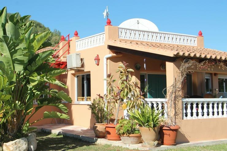 Schöne private Finca in Denia in der Nähe vom Golfplatz La Xara - Haus kaufen - Bild 1