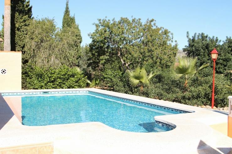 Bild 2: Schöne private Finca in Denia in der Nähe vom Golfplatz La Xara