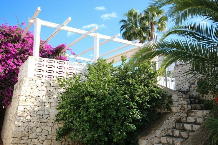 Bild 6: Sehr gepflegte Villa in Oliva mit Privatpool und herrlichen Ausblick.
