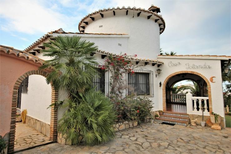 Bild 3: Entzückende Villa in ruhiger Sackgasse in Denia
