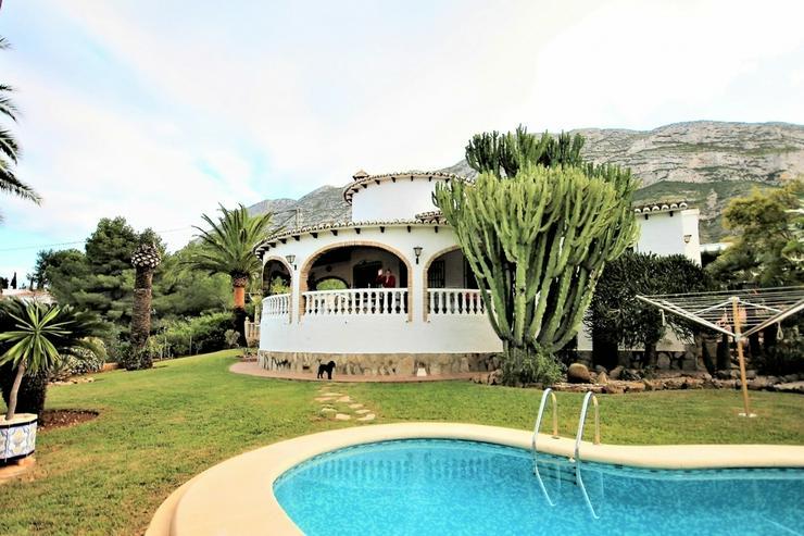 Entzückende Villa in ruhiger Sackgasse in Denia