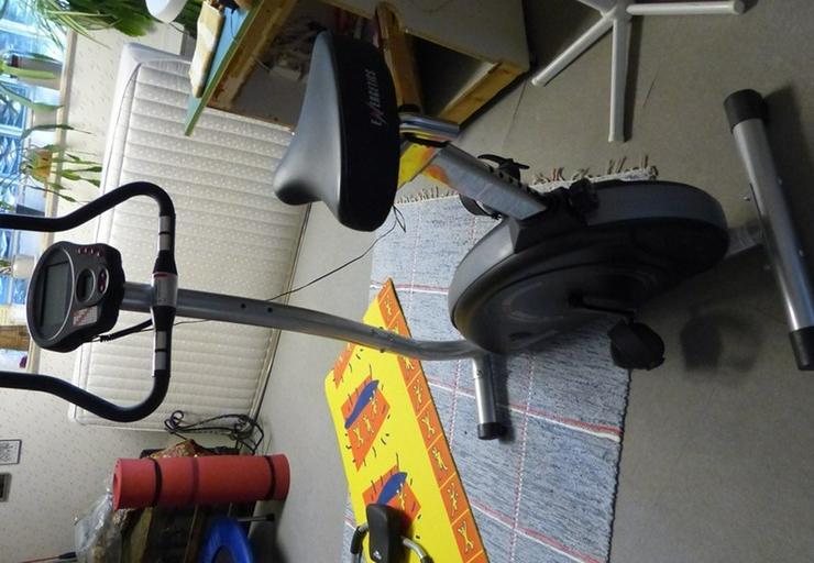 Bild 2: Heimtrainer CT 850 Fitness Bike Made in Switz