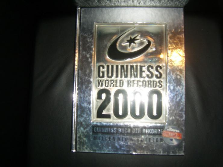 BUCH -GUINNESS WORLD RECORDS 2000- MILLENNIUM