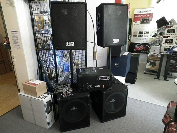 Bild 5: Audio System M 15 BR 38cm Subwoofer 600W
