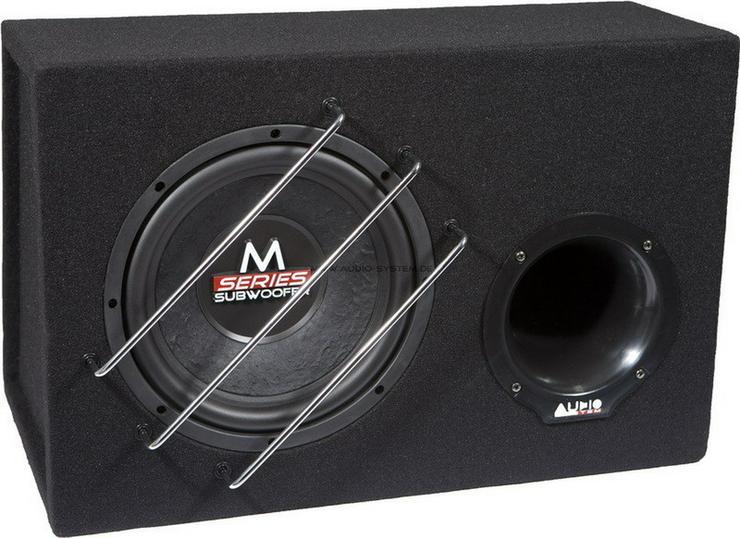 Audio System M 10 BR 30cmSubwoofer 300W NEU - Lautsprecher, Subwoofer & Verstärker - Bild 1