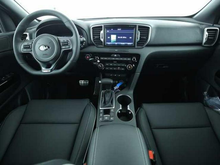 Bild 4: KIA Sportage 1.6 T-GDI AWD Aut. GT Line Navi Leder