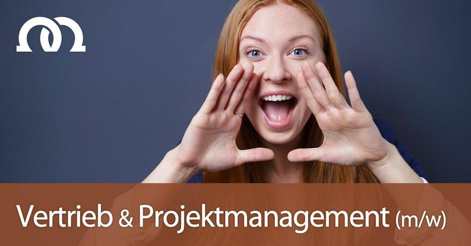 Mitarbeiter für Vertrieb & Projektmanagement - Vertriebsleiter - Bild 1