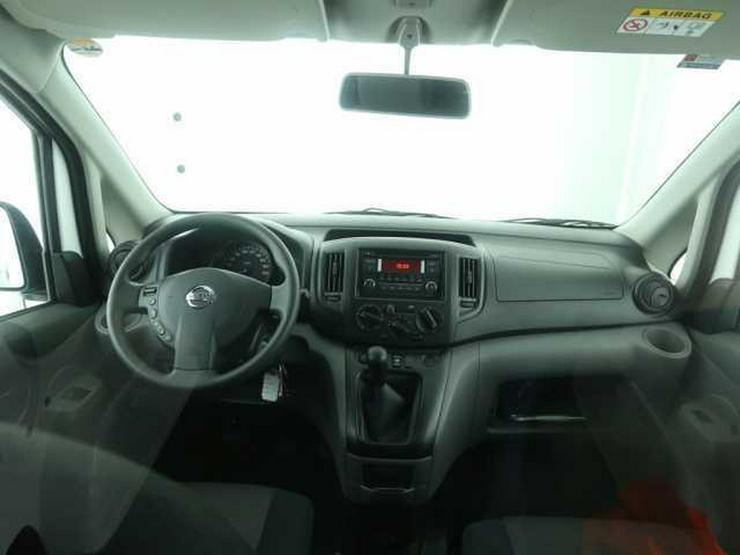 Bild 4: NISSAN NV200 1.5dCi Comfort Klimaanlage Heckverglasung