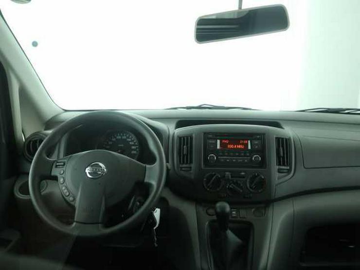Bild 5: NISSAN NV200 1.5dCi Comfort Klimaanlage Heckverglasung