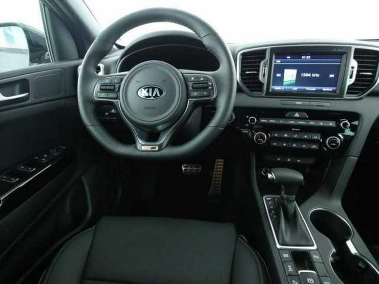 Bild 5: KIA Sportage 1.6 T-GDI AWD Aut. GT Line Navi Leder