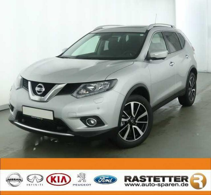 NISSAN X-Trail 1.6dCi 4x4i n-vision Navi Panorama Style