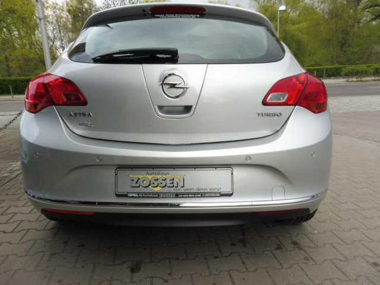Bild 4: OPEL Astra 1.4 Sitz-/Lenkradhzg. Parkpilot Tempomat