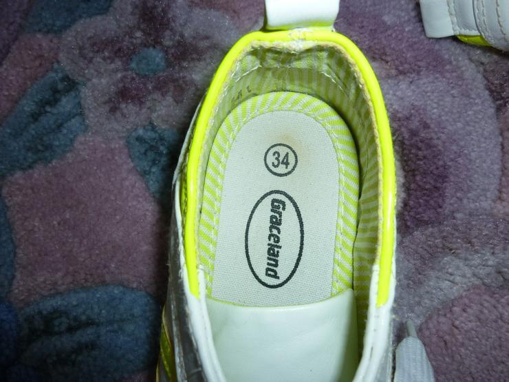 Bild 3: Sneaker für Mädchen in Gr.34