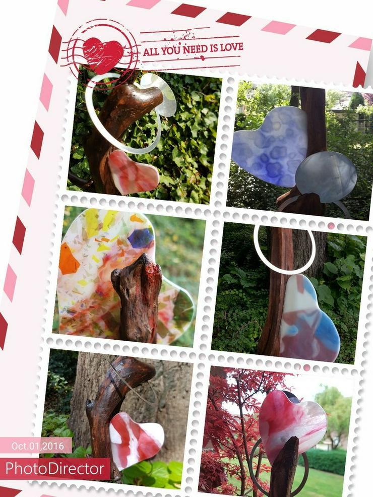 Bild 5: Gartendeko Tiffany Lampen Reparatur Karlsruhe