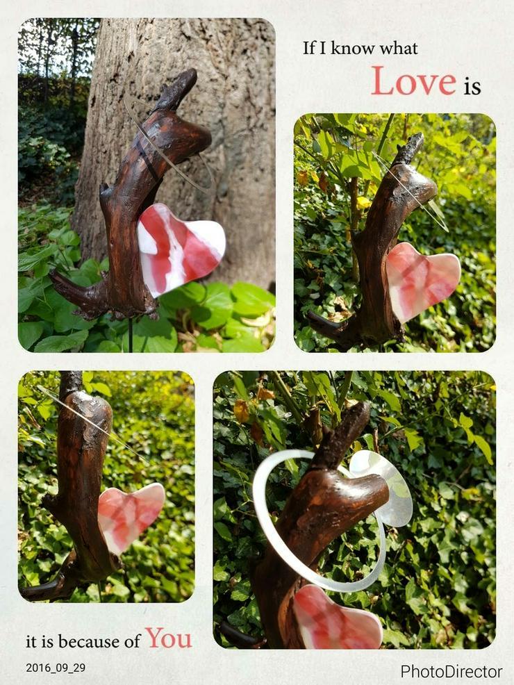 Bild 4: Gartendeko Tiffany Lampen Reparatur Freiburg
