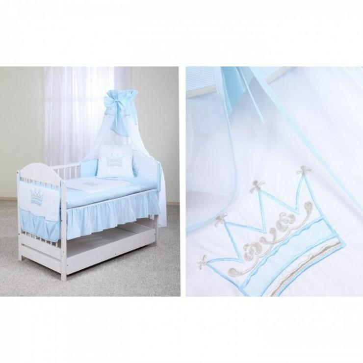 Babyzimmer PRINCE komplett Einrichtung NEU