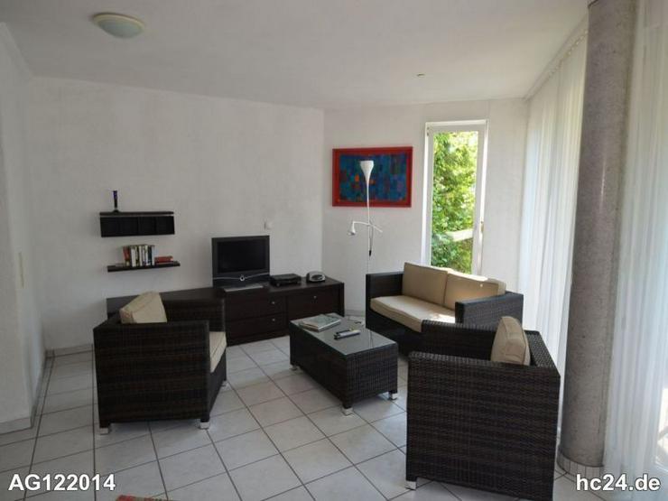 1 Zimmer-Apartment in Inzlingen mit tollem Ausblick, befristet - Wohnen auf Zeit - Bild 1