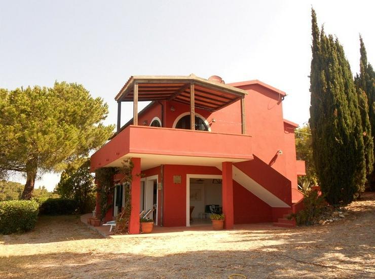 Bildschöne Villa mit Meeresblick Elba Toskana