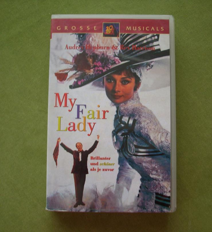 VHS My fair Lady - VHS-Kassetten - Bild 1