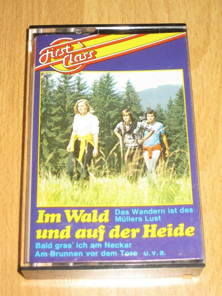 Im Wald und auf der Heide -  Musikkassette