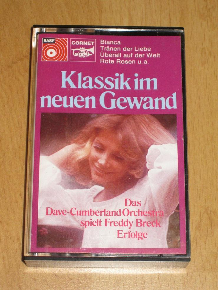 Klassik im neuen Gewand - BASF Musikkassette