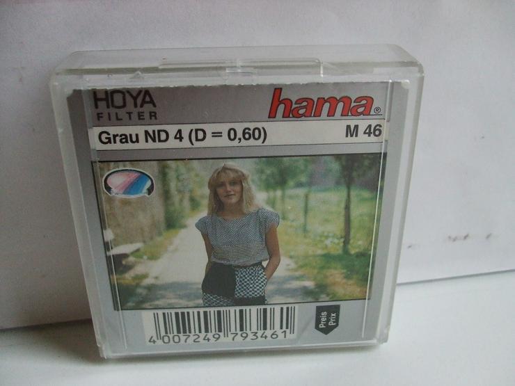 1 Hoya Filter - Objektive, Filter & Zubehör - Bild 1