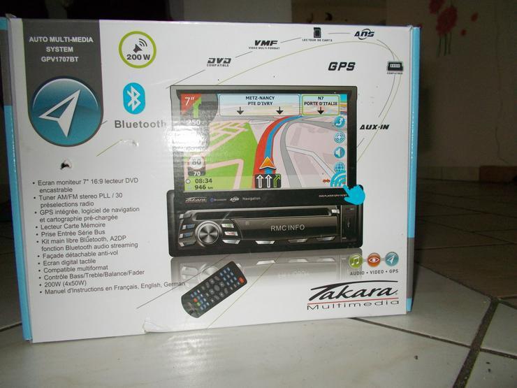 Auto Multi Media Set