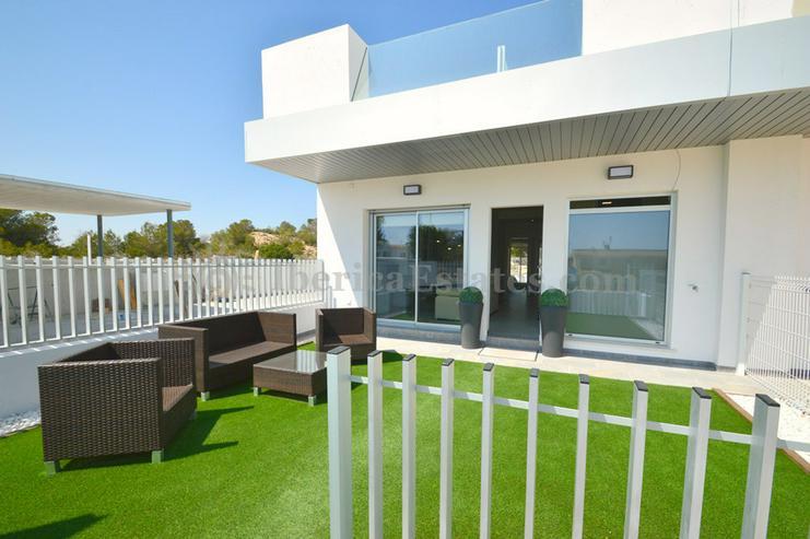 Neue Erdgeschoss Wohnungen Spanien, 2SZ, 2Ba - Wohnung kaufen - Bild 1
