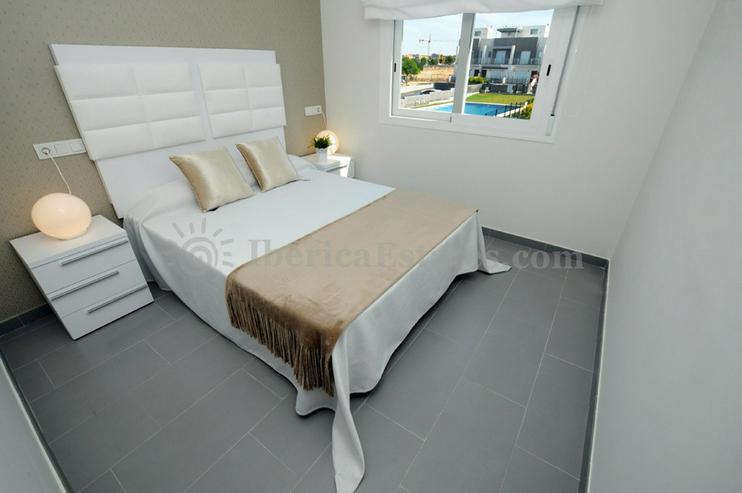 Neubau Wohnungen in Spanien, 2SZ, 2Bä + Pool - Wohnung kaufen - Bild 1