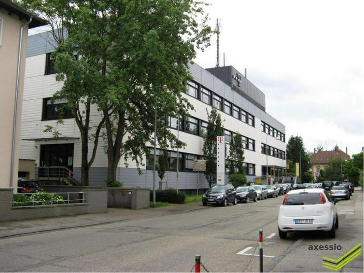 Schnäppchen am Bahnhof Baden-Baden: Büro 20 bis 2000 qm zur Interimsmiete - Gewerbeimmobilie mieten - Bild 1