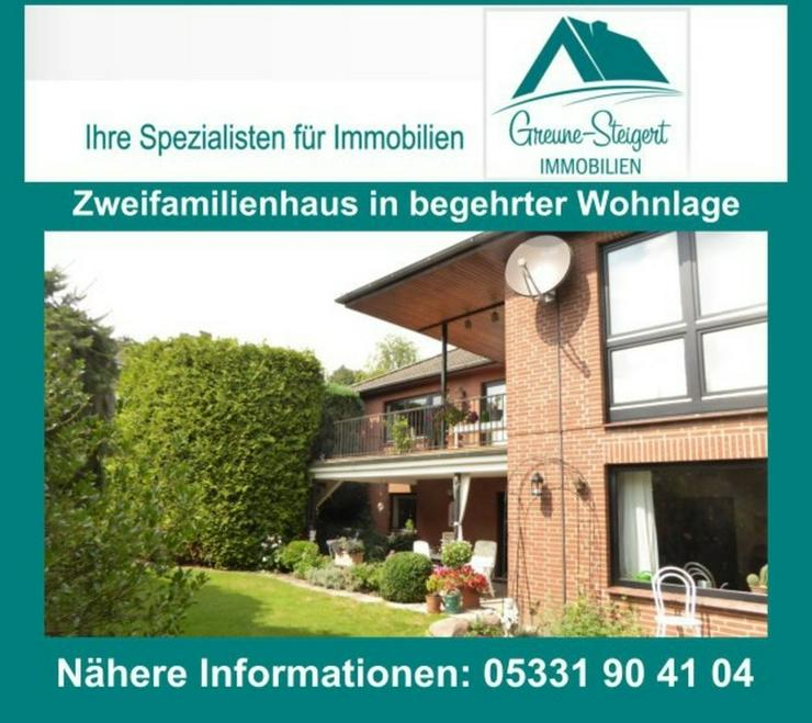 ***Großes Haus mit Souterrainwohnung und Ausbaureserve in Wolfenbüttel Linden***