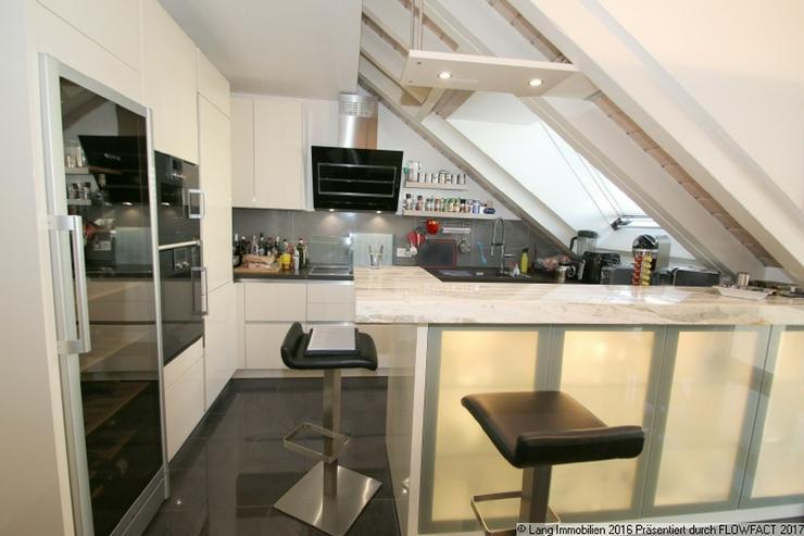 Bild 2: ++ Keine Käuferprovision ++ Hochwertige Maisonette-Wohnung mit kurzem Weg zur EZB ++