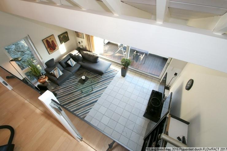 Bild 5: ++ Keine Käuferprovision ++ Hochwertige Maisonette-Wohnung mit kurzem Weg zur EZB ++