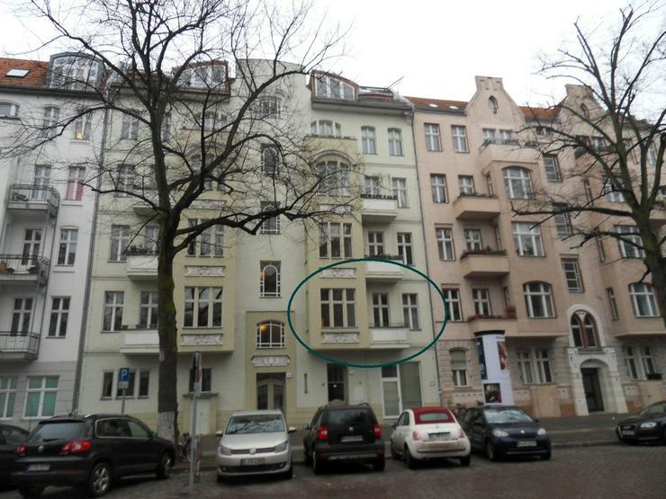 * Nahe Lietzensee * 2 Balkone * bezugsfrei * schöne Altbauwohnung * - Bild 1