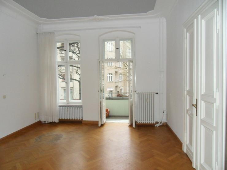 Bild 3: * Nahe Lietzensee * 2 Balkone * bezugsfrei * schöne Altbauwohnung *