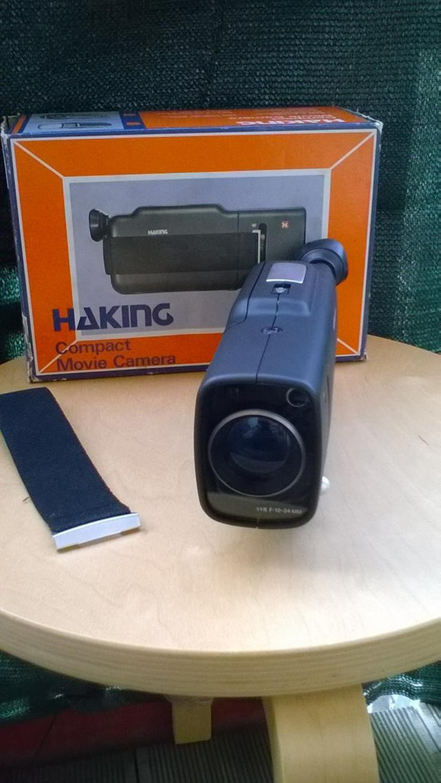 Compact Movie Camera