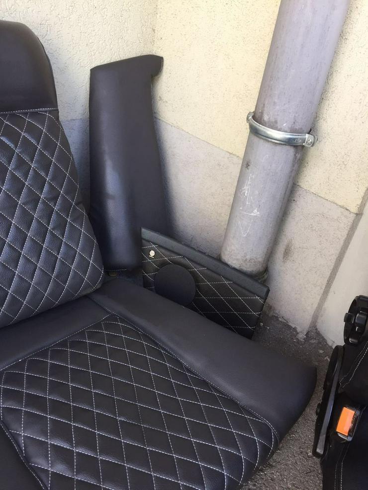 Bild 4: Audi 80 Cabrio Sitze S2 RS2 Sitze