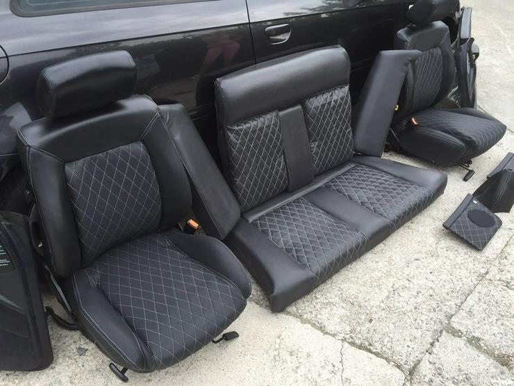 Bild 6: Audi 80 Cabrio Sitze S2 RS2 Sitze