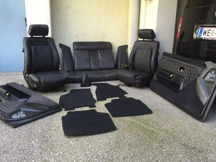 Audi 80 Cabrio Sitze S2 RS2 Sitze