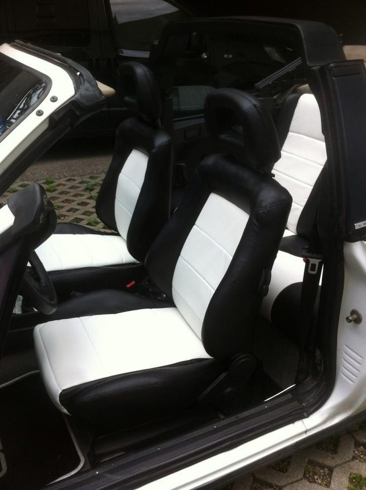 Bild 2: Opel Kadett E Lederausstattung GSI Cabrio