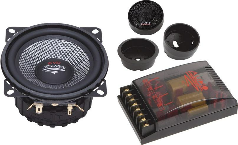 Audio System X 100 EVO 10cm Lautsprecher NEU - Lautsprecher, Subwoofer & Verstärker - Bild 1