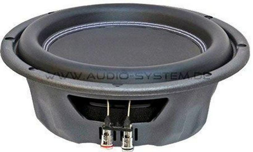 Bild 2: Audio System R12 Flat 30cm Subwoofer 575W NEU