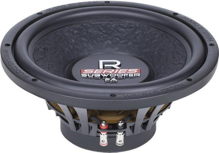 Audio System R12FA 30cm Subwoofer 575W NEU - Lautsprecher, Subwoofer & Verstärker - Bild 1