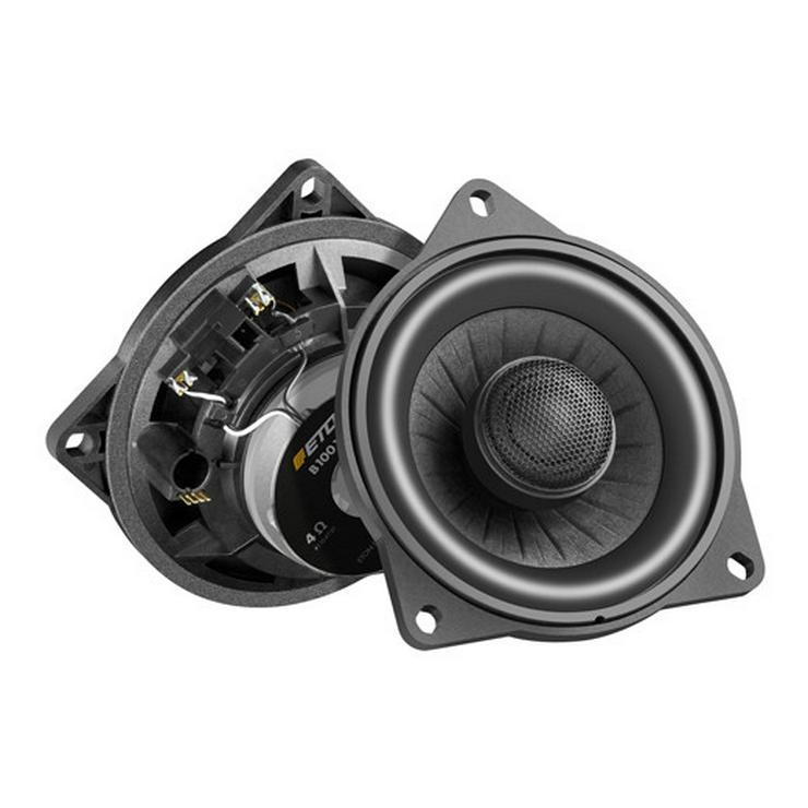 ETON 10 cm 2-Wege Single-Coax für BMW Center - Lautsprecher, Subwoofer & Verstärker - Bild 1