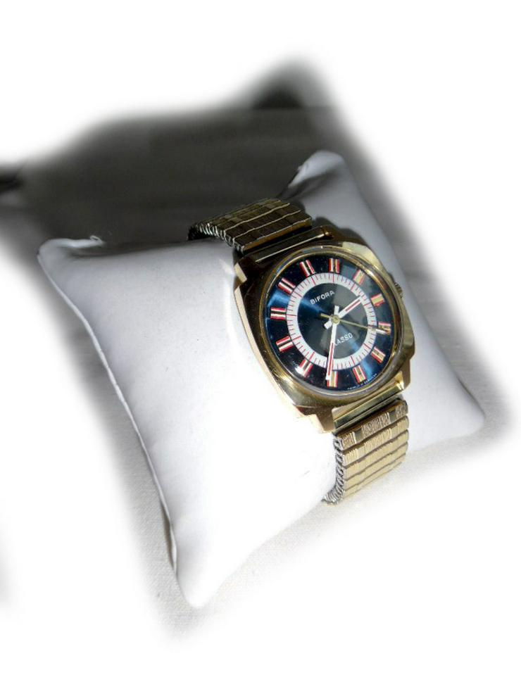 Bild 2: Seltene Armbanduhr von Bifora