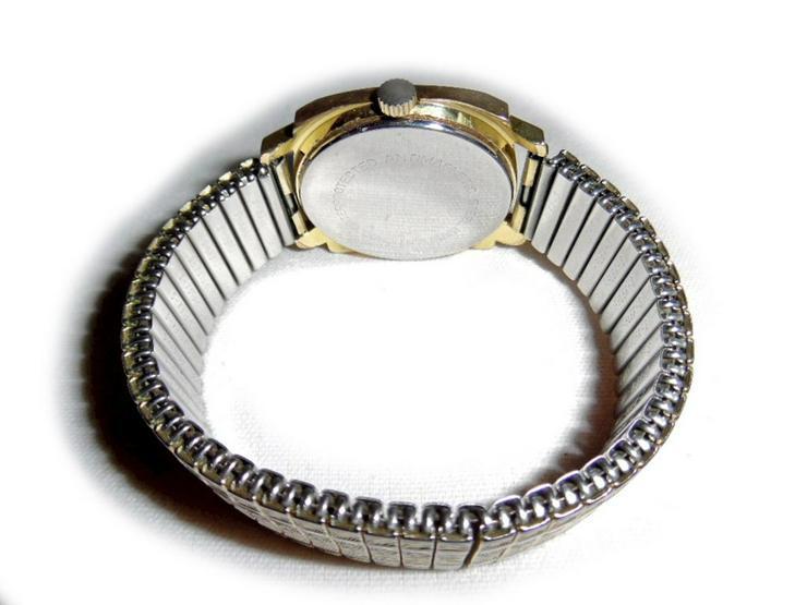 Bild 4: Seltene Armbanduhr von Bifora