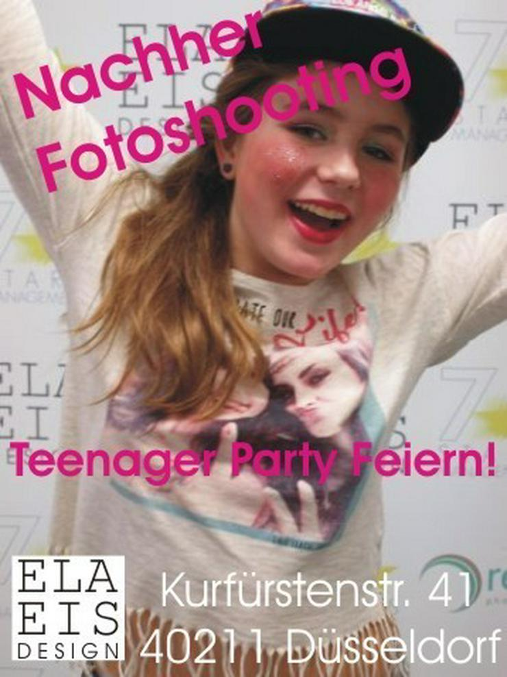 Bild 3: Fotoshooting Geburtstag Party Teenager