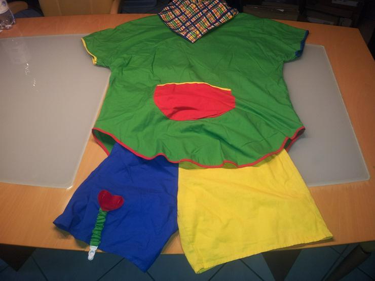 Pippi Langstrumpf Kostüm Größe 44 Karneval