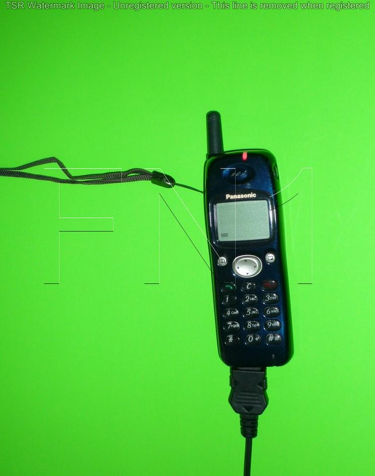 Bild 4: Panasonic Handy GD90  (Simlockfrei)